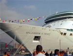 the splendour of the seas